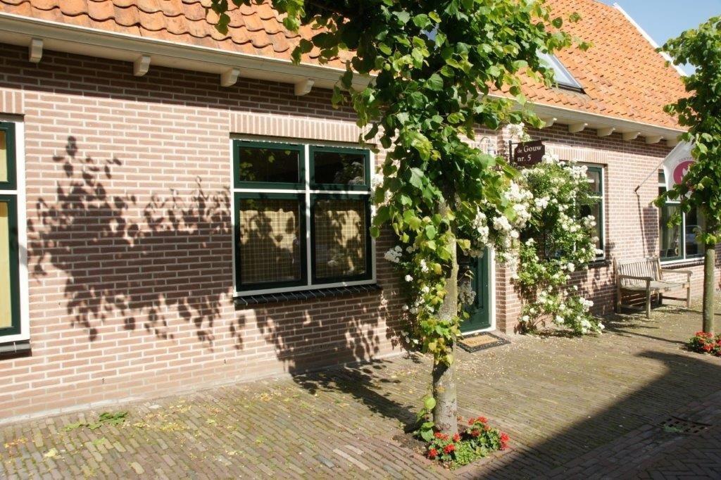 Appartement de Gouw in Noordgouwe in Zeeland